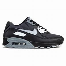 nike air max 90 essential black wolf grey grey cool