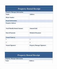 rent receipt 26 free word pdf documents download free premium templates