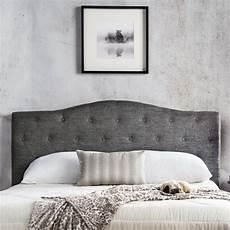 tete de lit grise tete de lit grise design