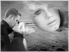 photo romantique noir et blanc photomontage images romantiques