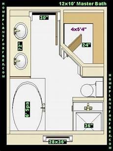 bathroom floor plan ideas walk in shower dimensions master baths 12x10 back ideas design with walk in closet in 2020