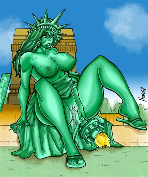 Statue Of Liberty Porn
