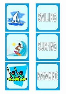 water sports worksheets 15894 water sports card by eve25 teachers pay teachers