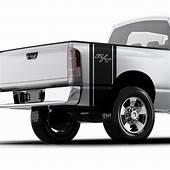 2019 For Dodge Ram R/T 1500 Hemi Truck Bed Side Vinyl