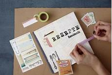 do it yourself kochbuch basteln living at home
