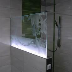 dusche beleuchtung led produktprogramm glas