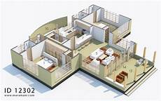two bedroomed house plans 2 bedroom house plans open floor plan id 12302