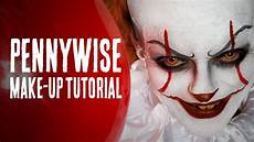 Horror Clown Schminken - pennywise makeup tutorial it diy