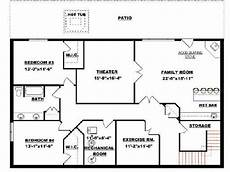 walkout bungalow house plans small modular homes floor plans floor plans with walkout