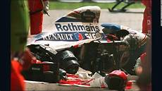 Formula One Crashes The Incidents Which Defined The Sport