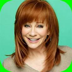 reba mcentire hairstyle pictures reba mcentire hairstyles with bangs medium hair styles
