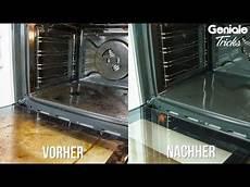 Backofen Reinigen Ohne Zu Schrubben Ofen Schnell