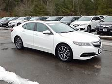 certified pre owned 2015 acura tlx 3 5l v6 sh awd w technology package sedan in nashua p6600
