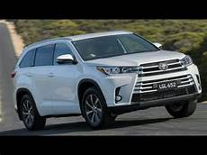 2019 Toyota Kluger by 2019 Toyota Kluger Grande Review