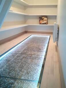 plancher en verre dalle de sol en verre