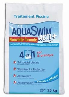 les secrets d un traitement piscine au sel sans probl 232 mes