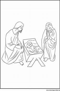 Malvorlagen Christkind Pdf Ausmalbild Josef Und Das Christkind