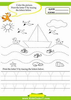 letter a writing worksheets for preschoolers 23682 alphabet trace and write 7 alphabet worksheets trace and print let