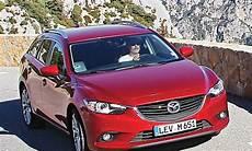 Mazda 6 Sportsline - mazda 6 kombi skyactiv d 175 dauertest autozeitung de