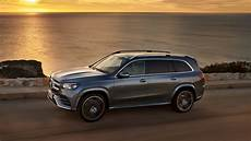 mercedes m class 2020 2020 mercedes gls class debuts larger and in charger