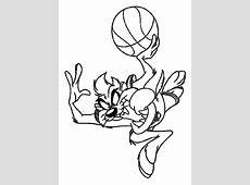 Kids n fun   20 Kleurplaten van Looney Tunes