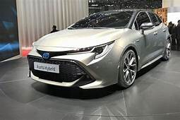 2019 Toyota Auris Hybrid Review Specs Price  N1 Cars