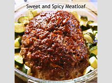 sweet and spicy meatloaf_image