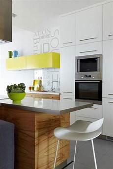 cuisine blanche laquée la cuisine blanche et bois en 102 photos inspirantes