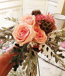 succulents and roses diy wedding bouquet design intervention diary