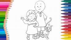 Malvorlagen Caillou Ukulele Caillou Malbuch Malvorlagen F 252 R Kinder