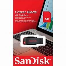 sandisk cruzer blade usb flash 16gb sdcz50 016g e11 jakartanotebook com
