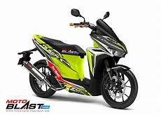 Modifikasi New Vario 2018 by Modifikasi Motor Vario 2018 Untouchable My Journey