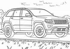 Bilder Zum Ausmalen Jeep Ausmalbilder Autos Zum Ausdrucken Malvorlagentv
