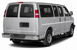 2017 Chevrolet Express 2500 Reviews Specs And Prices