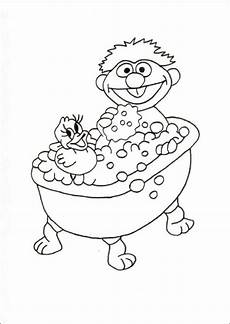 Ausmalbild Sommer Baden Coloring Pages Bath Room Taking A Bath Coloring Pages