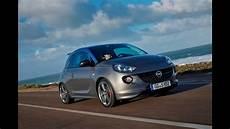 Opel Adam S Die Sports Kanone Opel