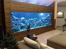 Aquarium In Wand Integrieren Aquarium Ideen 108 Designs Zum Integrieren In Der Wohnung