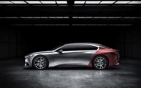 2014 Peugeot Exalt Concept 2 Wallpaper