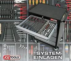 ks tools systemeinlage schraubenzieher f 252 r werkstattwagen