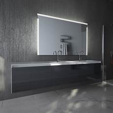 beleuchteter badezimmerspiegel linea 989702469