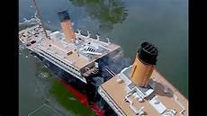 titanic splits 2 high angle breakup sinking youtube