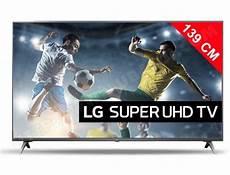 tv 139 cm lg 55sk8000 tv led 4k 139 cm livraison gratuite