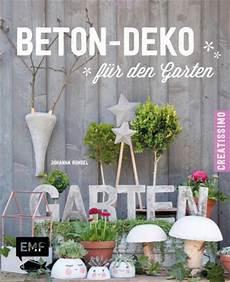 Buch Beton Gießen - buch beton deko f 252 r den garten opitec