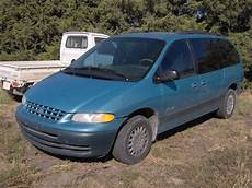 auto air conditioning repair 1999 plymouth grand voyager parking system purchase used 1999 plymouth grand voyager se in galva kansas united states