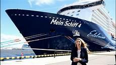 Mein Schiff 4 Test Review Schiffsrundgang Au 223 En Innen