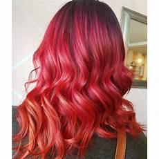 17 fall hair colors that like foliage