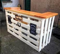 paletten bar bauen theke selber bauen paletten best bar pallet6 ideas