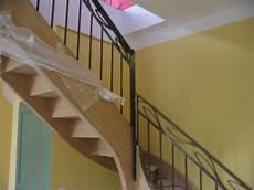 re escalier bois et fer forgé re d escalier en fer forg 233 aix marseille aix en