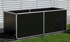 kgt hochbeet aluminium bxtxh 205x91x77 cm kaufen otto