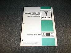 online car repair manuals free 1971 pontiac gto electronic throttle control 1971 pontiac lemans gto ventura chassis body illustrations parts catalog manual ebay